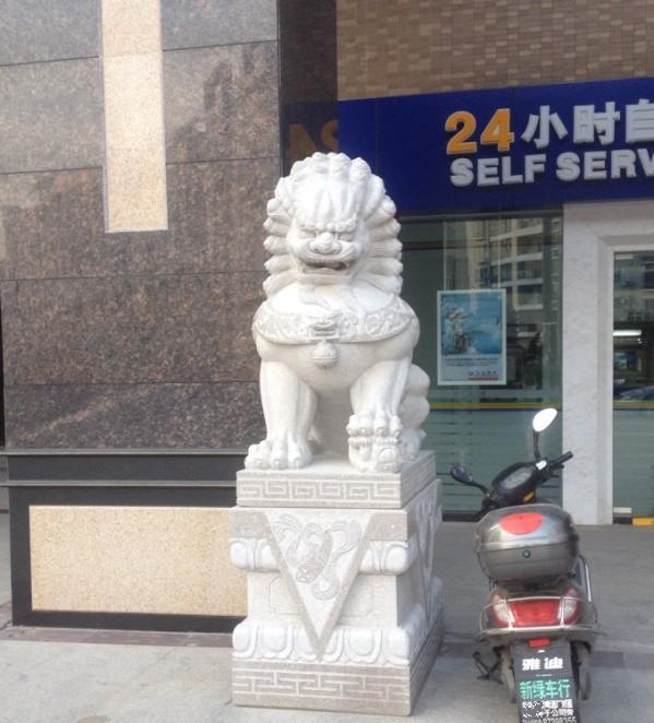 武汉哪里有卖石狮子的 武汉石雕狮子厂家 武汉石狮子价格 武汉大理石图片